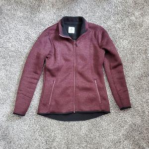 Ascend zip up jacket